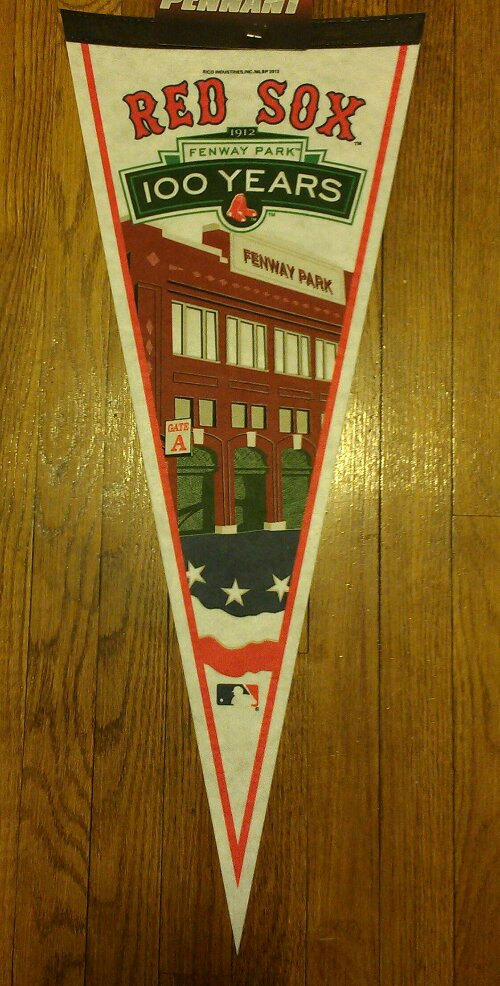 Red Sox Pennant