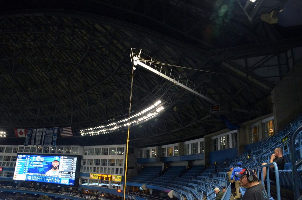 Foul Pole at Rogers Centre