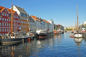 A nice view of the Nyhavn Canal area of Copenhagen. Iguess. I've never been.