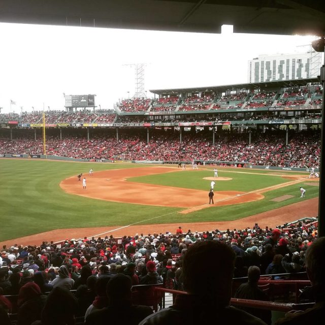 This is my bachelor party redsox