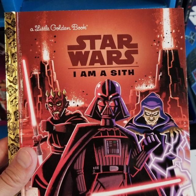 A Little Golden Book? starwars