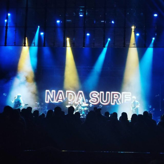 You guys remember Nada Surf? My third time seeing themhellip