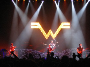 Weezer! From 2005! (credit: James on Wikipedia)